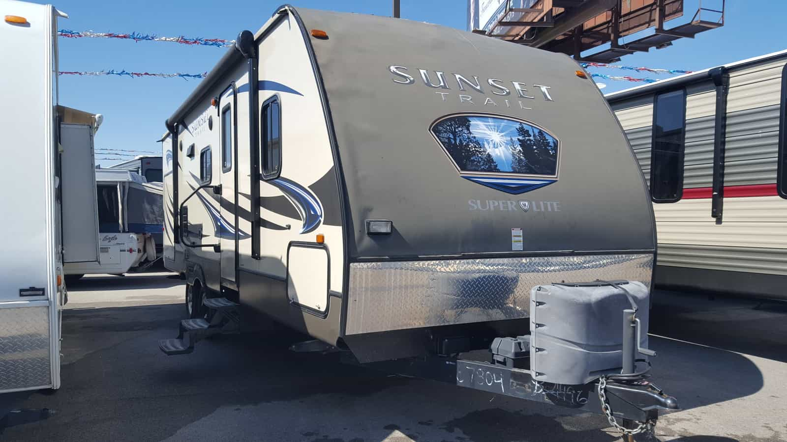 USED 2014 Crossroads SUNSET TRAIL 250RB - American RV