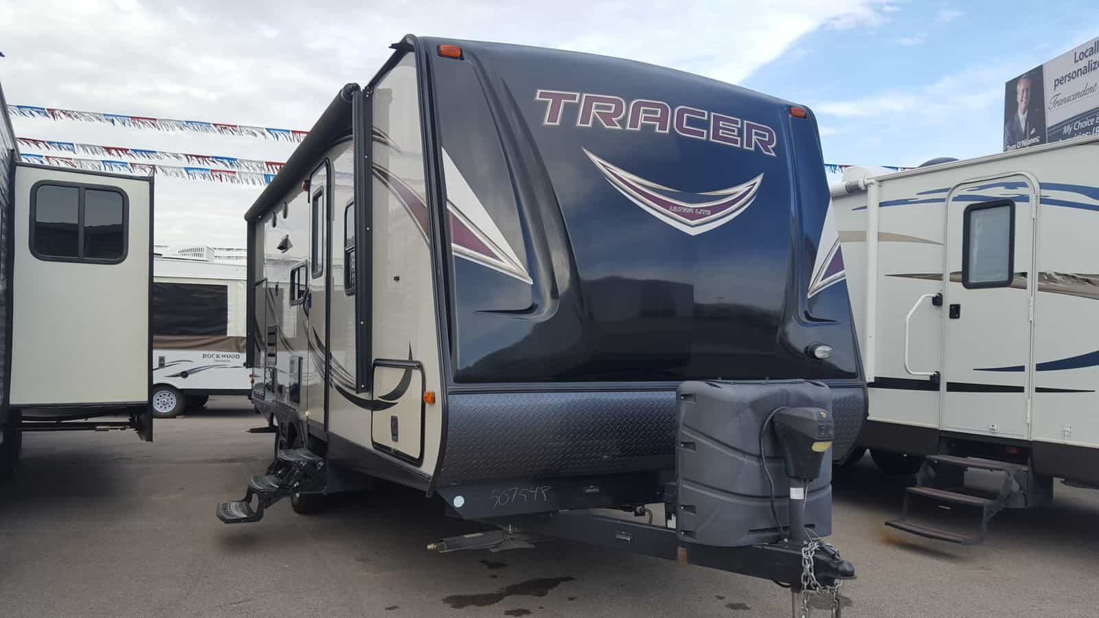 USED 2015 Prime Time TRACER 230FBS - American RV