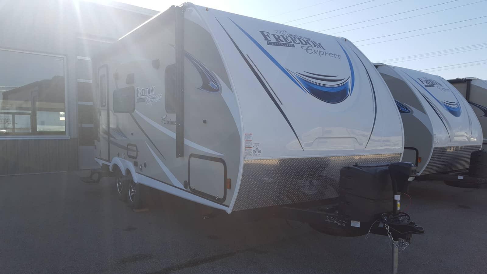 NEW 2019 Coachmen FREEDOM EXPRESS 192RBS - American RV