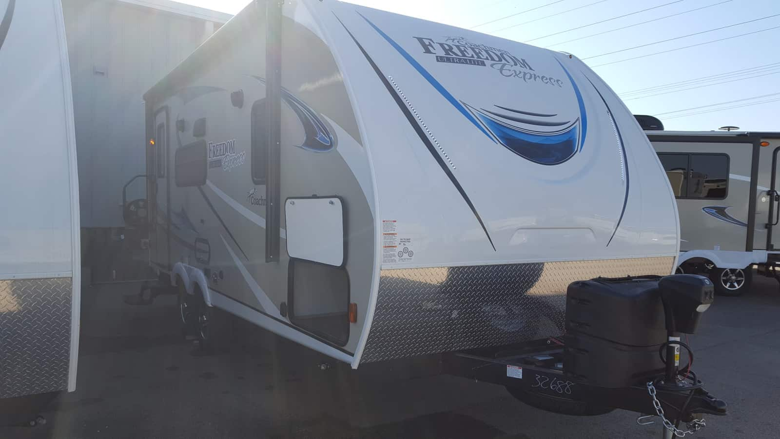 NEW 2019 Coachmen FREEDOM EXPRESS 192RBS - American RV