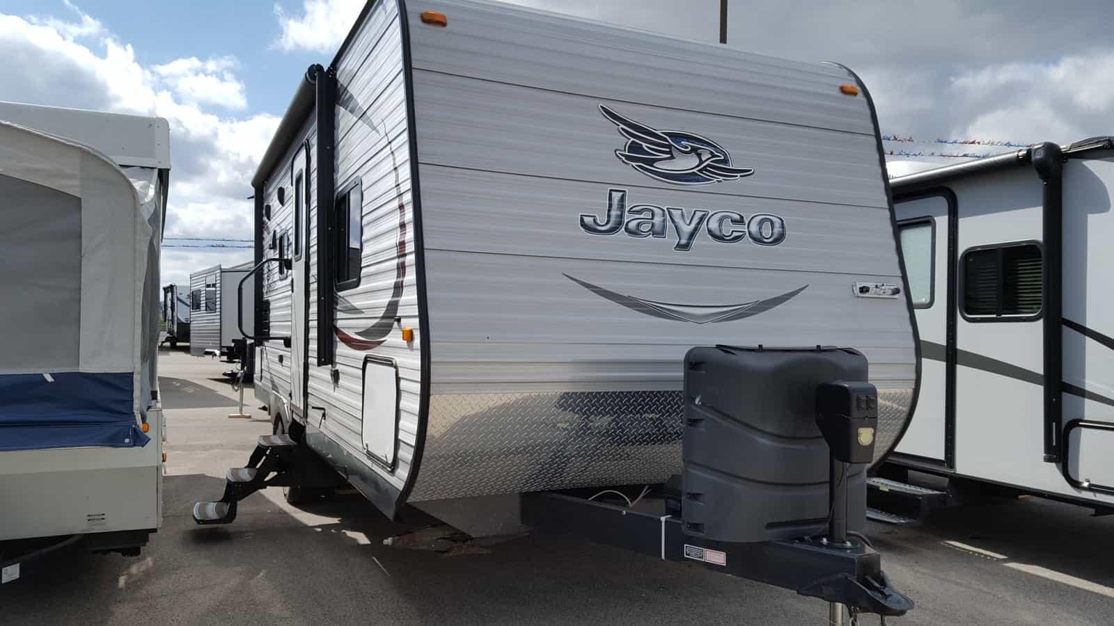 USED 2015 Jayco JAY FLIGHT 24FBS - American RV