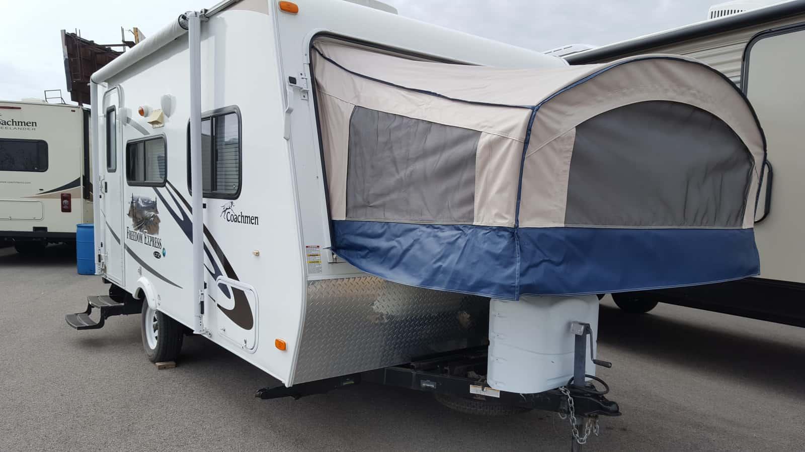 USED 2011 Coachmen FREEDOM EXPRESS 17SDX - American RV