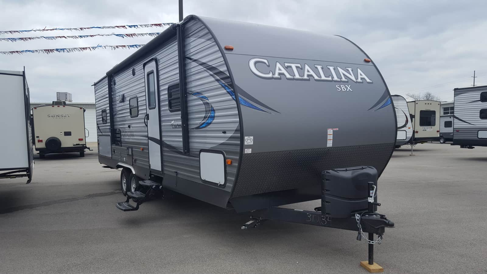 NEW 2019 Forest River CATALINA 261BHS - American RV