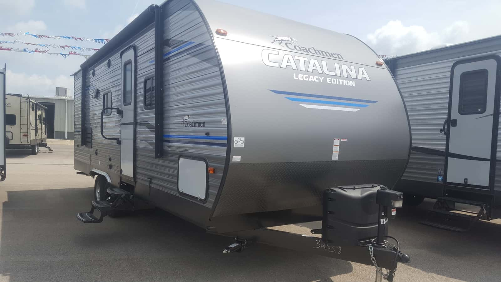 NEW 2019 Coachmen CATALINA 243RBSLE - American RV