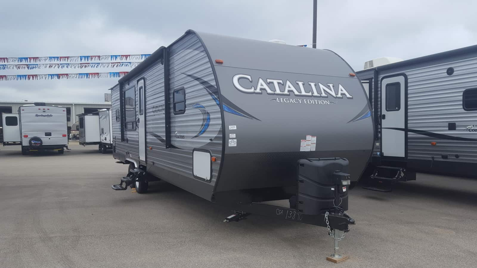 NEW 2019 Coachmen CATALINA 283RKSLE - American RV