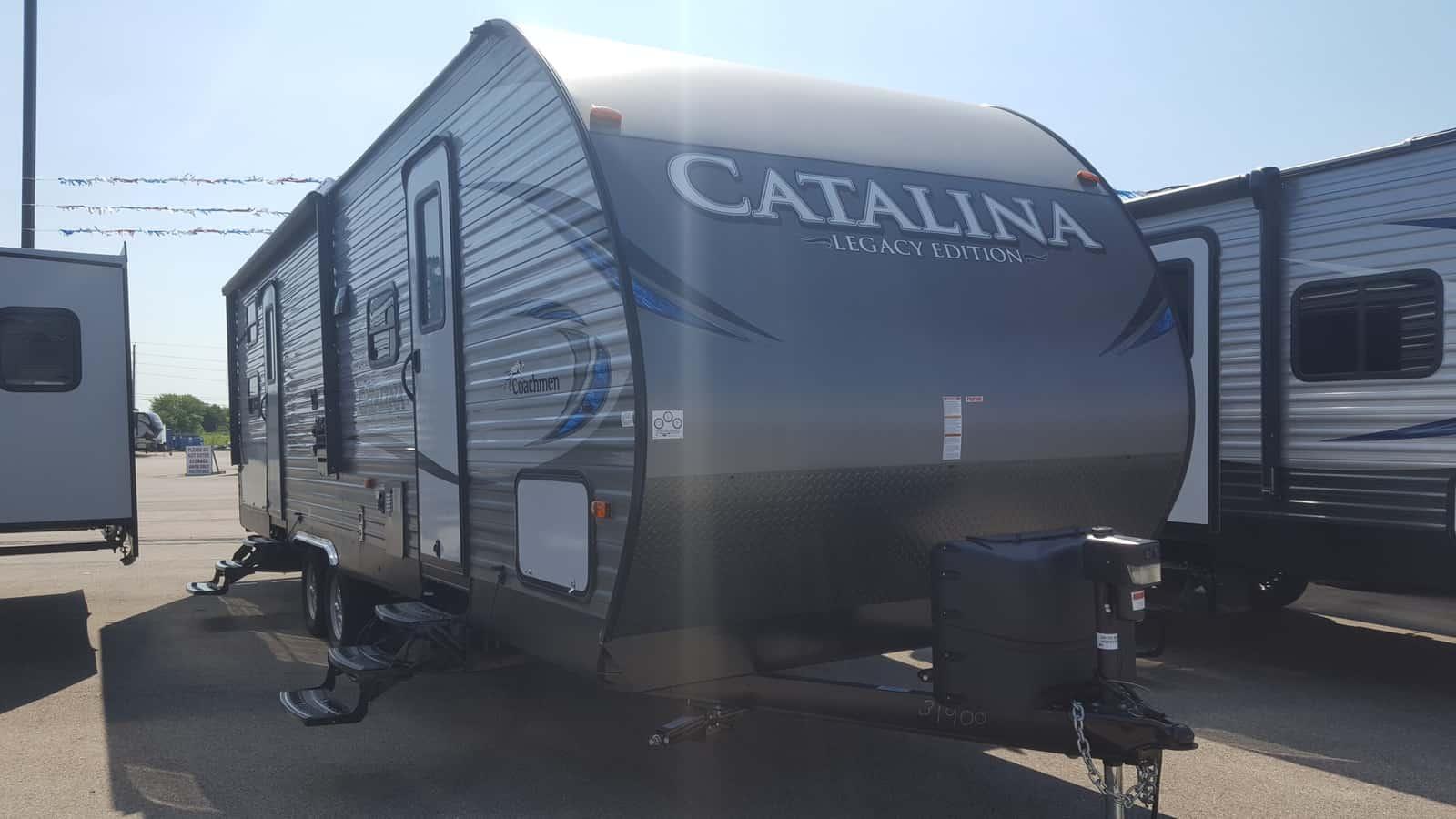NEW 2019 Coachmen CATALINA 273BHSLE - American RV