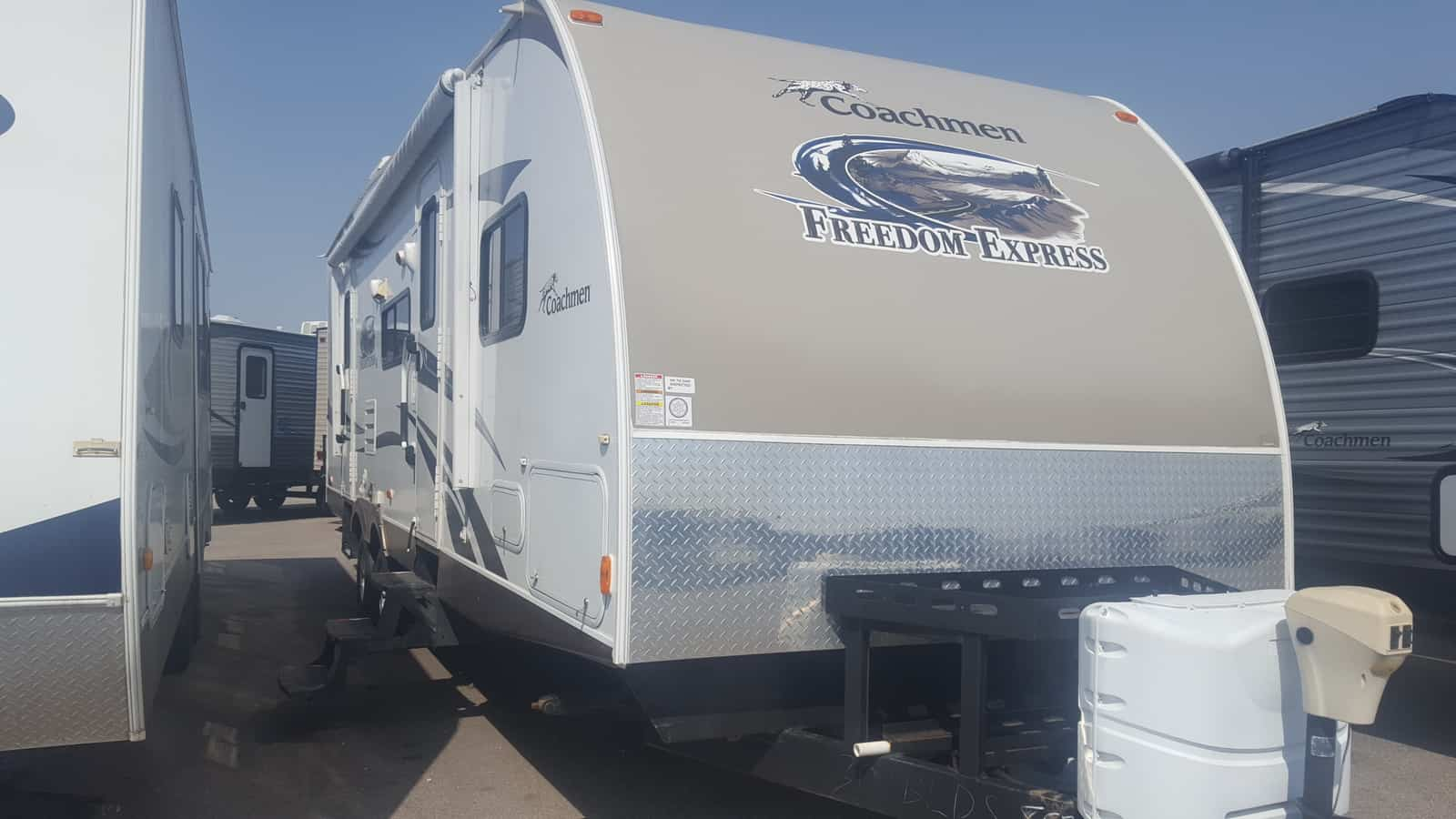 USED 2013 Coachmen FREEDOM EXPRESS 301BLDS - American RV