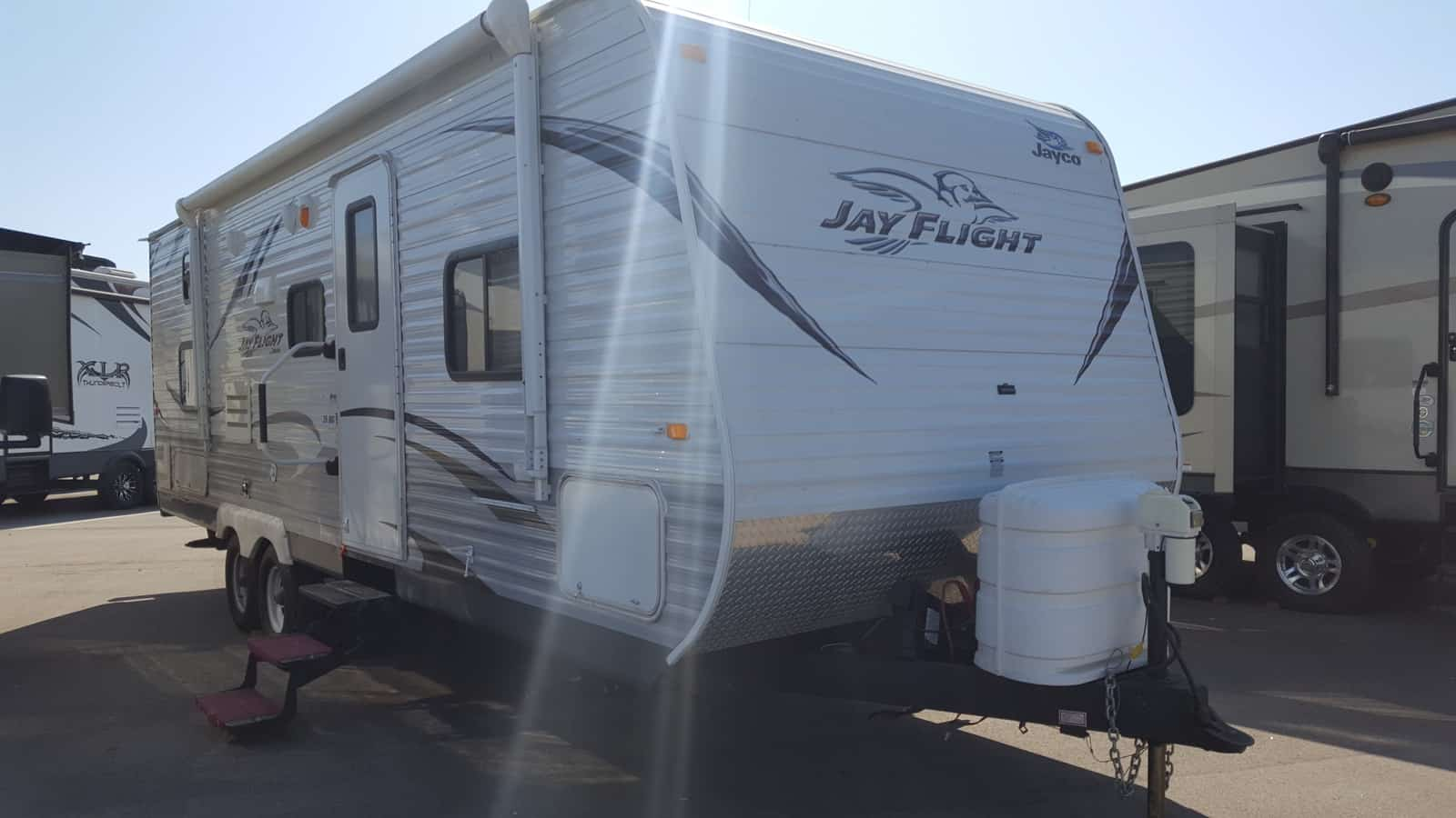 USED 2012 Jayco JAY FLIGHT 25BHS - American RV