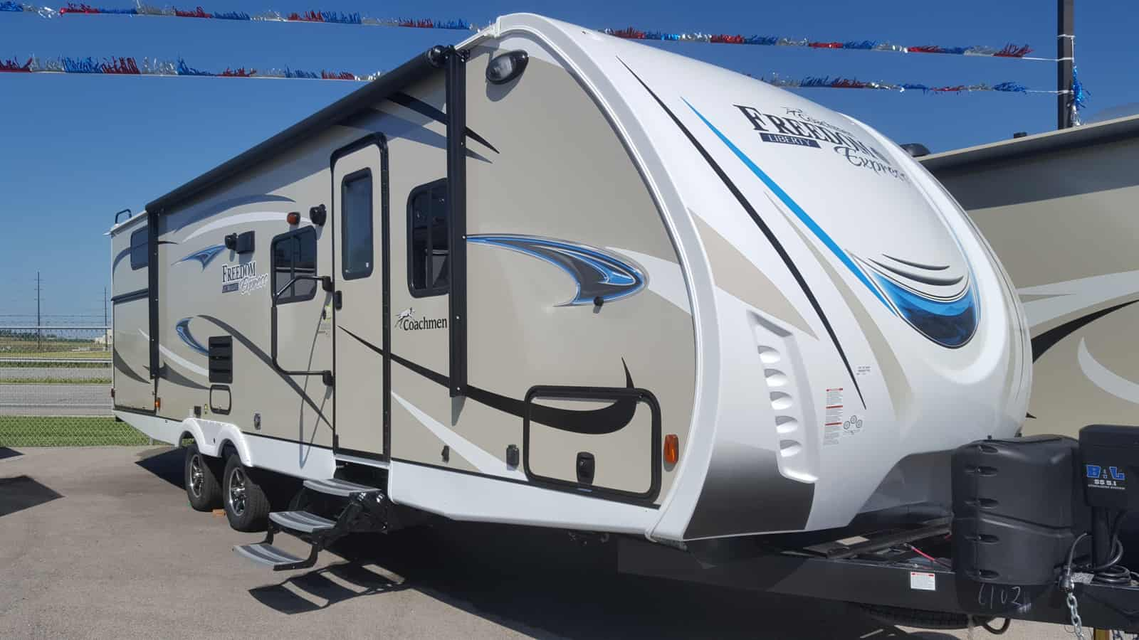 NEW 2019 Coachmen FREEDOM EXPRESS 292BHDSLE - American RV