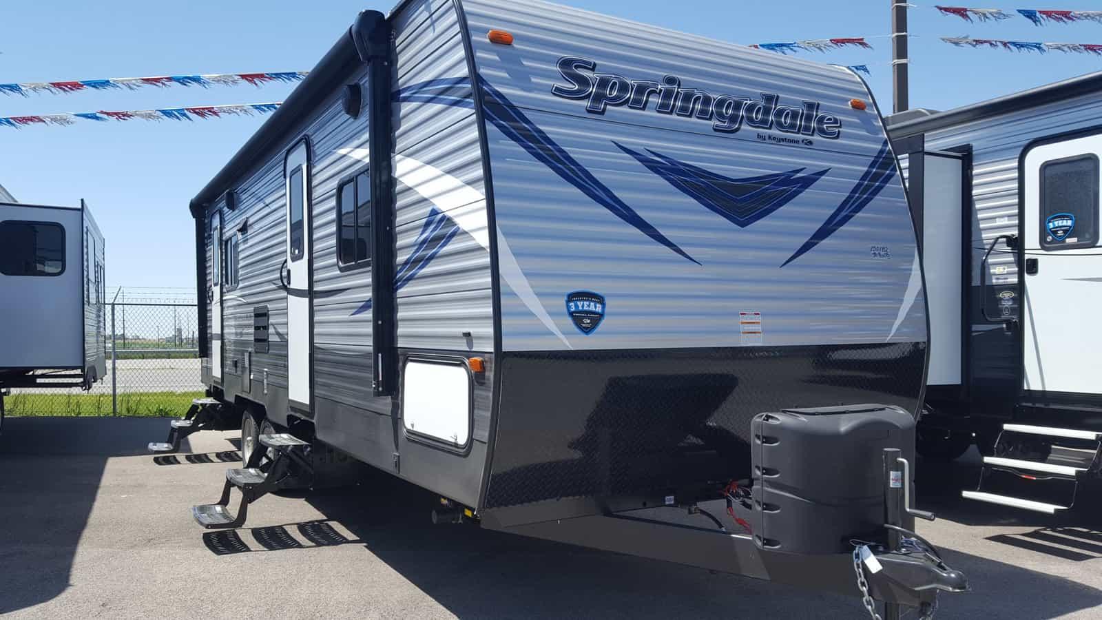 NEW 2019 Keystone SUMMERLAND 2570RL - American RV