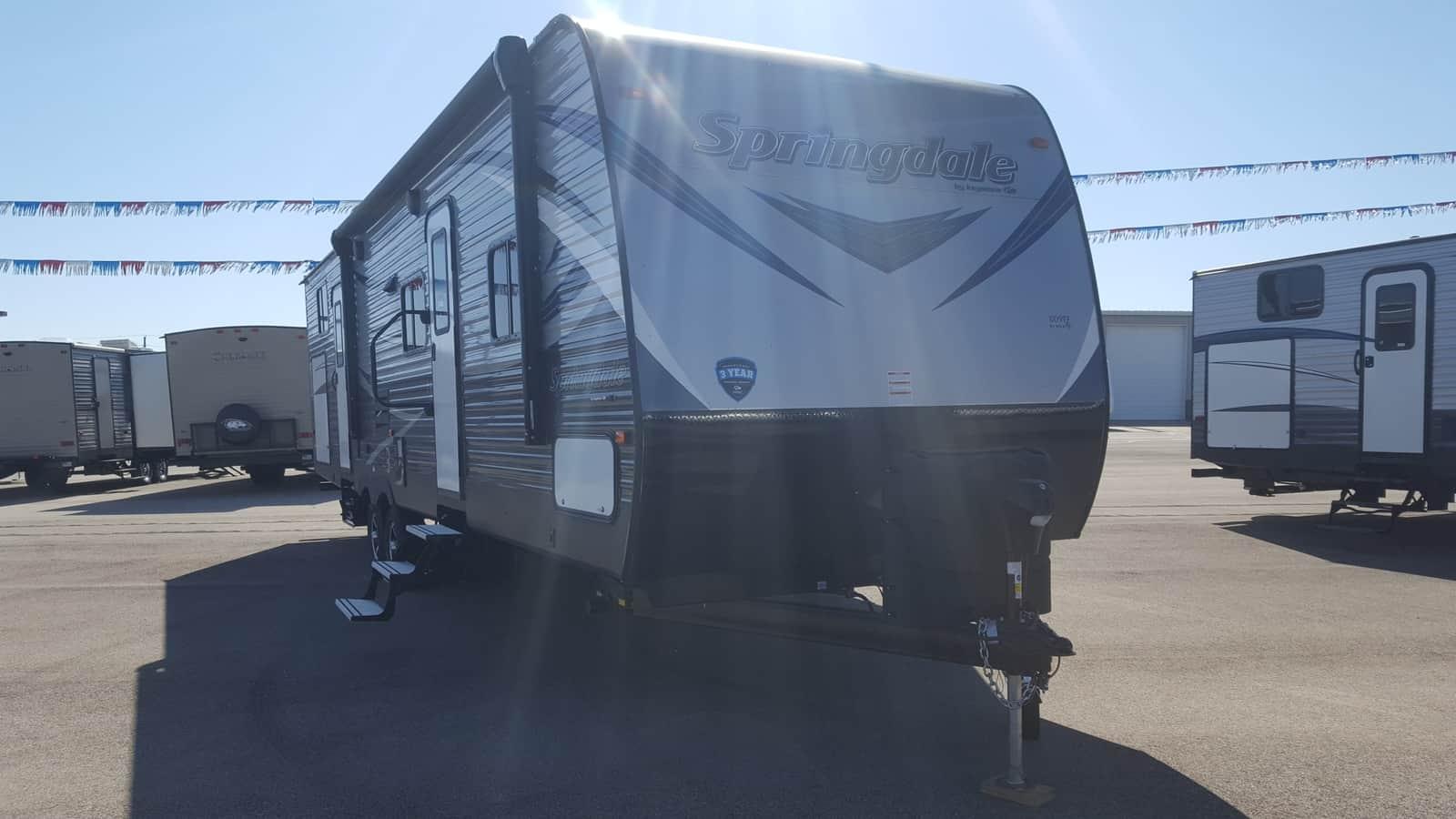 NEW 2019 Keystone SPRINGDALE 303BH - American RV