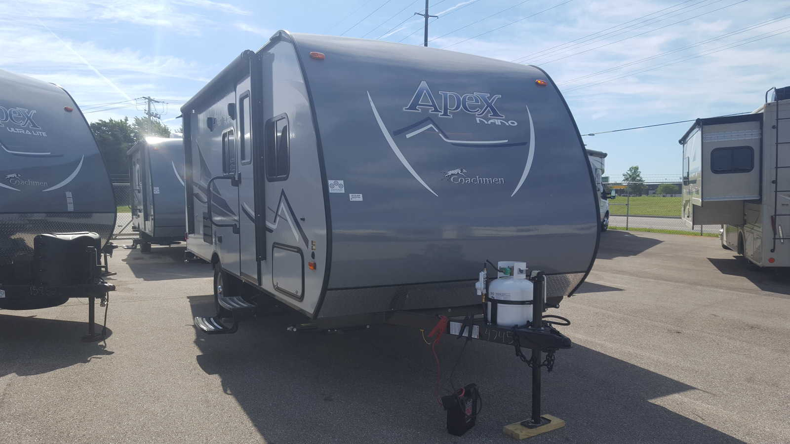 NEW 2019 Coachmen APEX NANO 193BHS - American RV