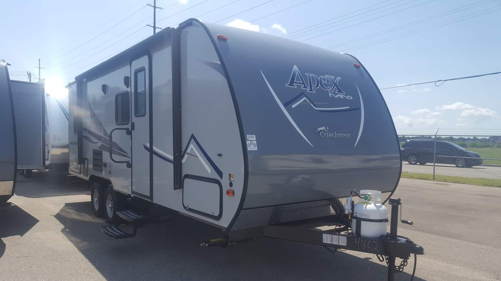 NEW 2019 Coachmen APEX NANO 208BHS - American RV