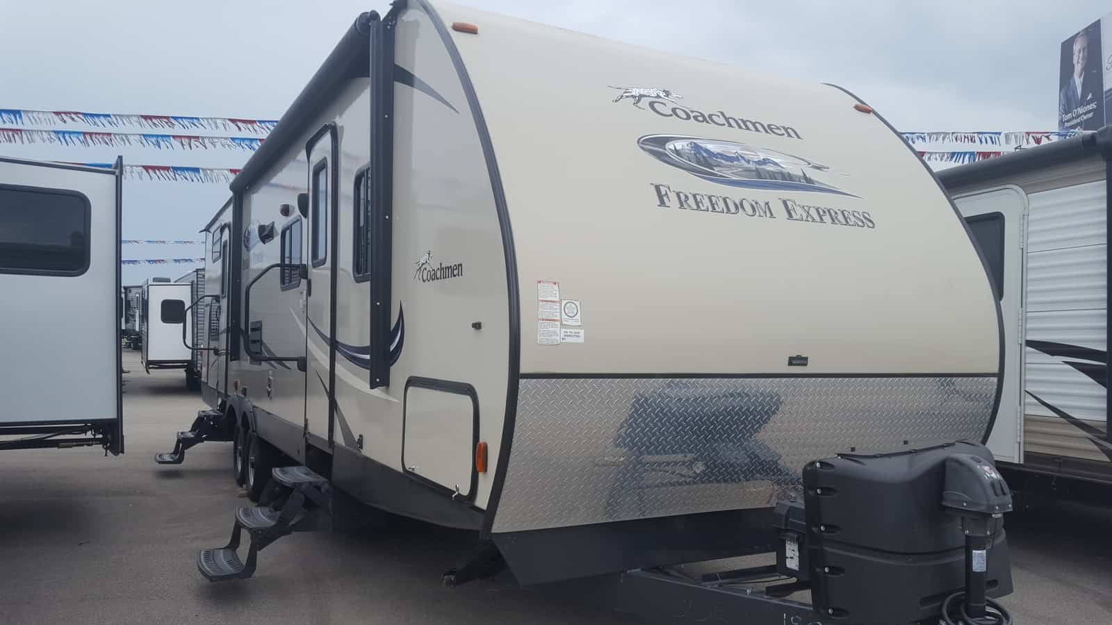 USED 2016 Coachmen FREEDOM EXPRESS 31SE - American RV