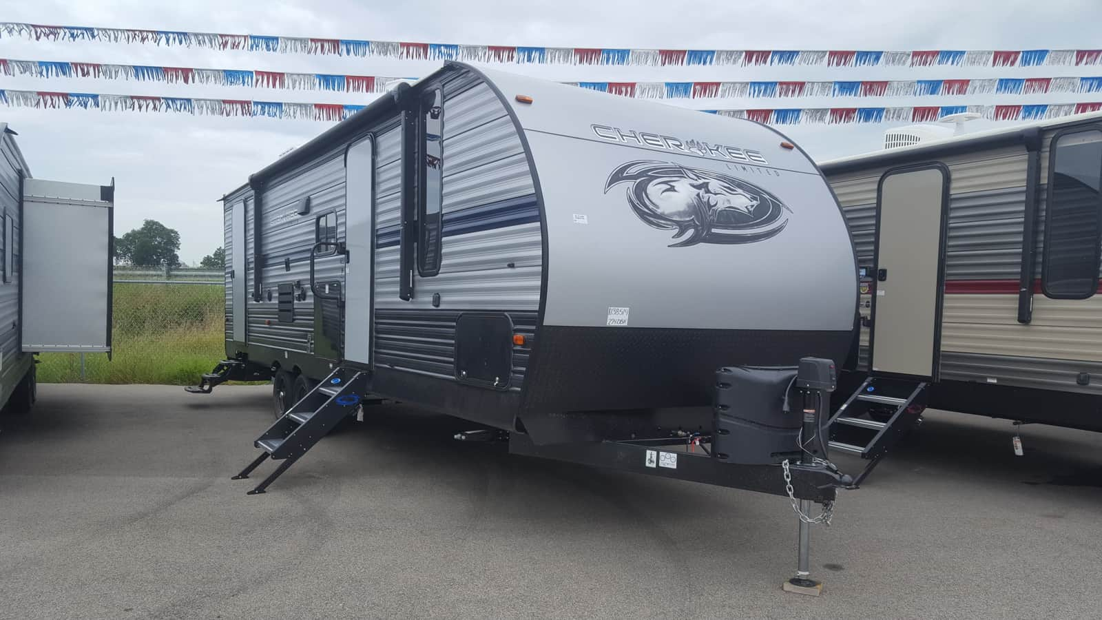 NEW 2019 Forest River CHEROKEE 274DBH - American RV