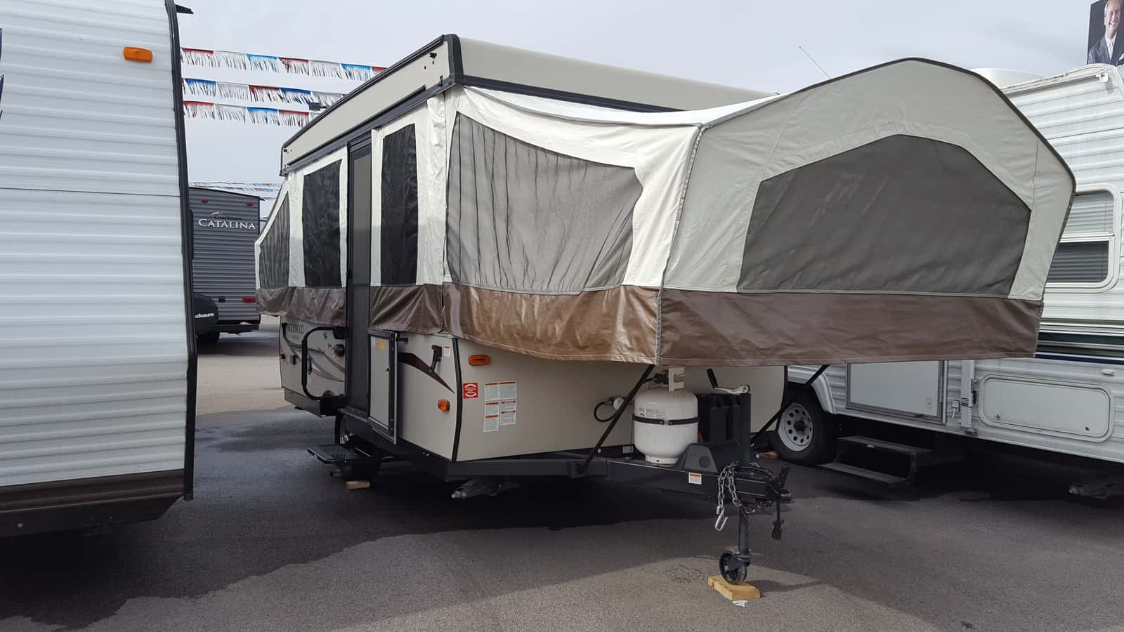 USED 2017 Forest River Rockwood 2280 - American RV