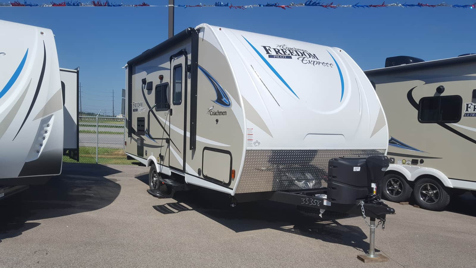 NEW 2019 Coachmen FREEDOM EXPRESS 20BHS - American RV
