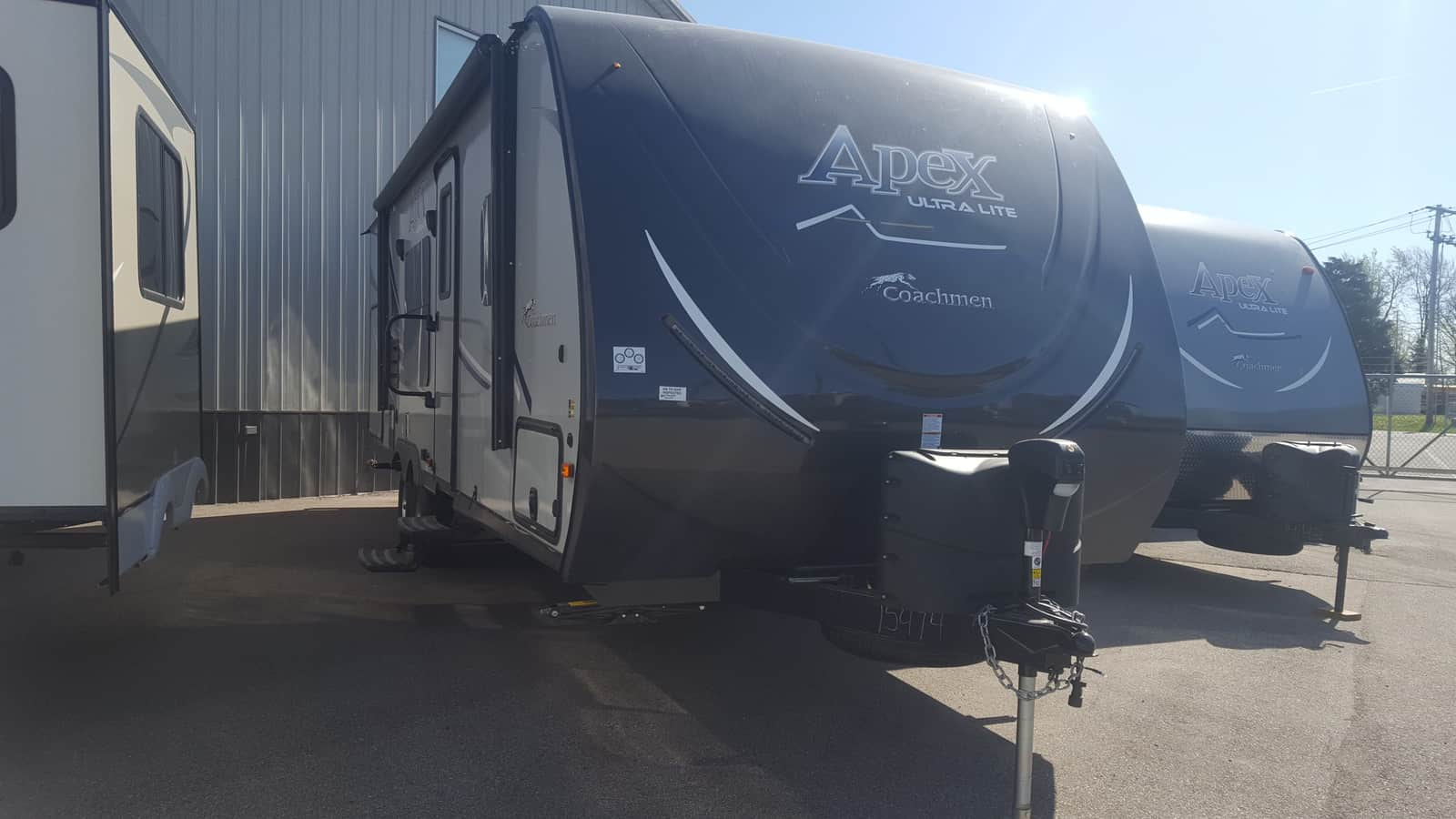 NEW 2019 Coachmen APEX 251RBK - American RV