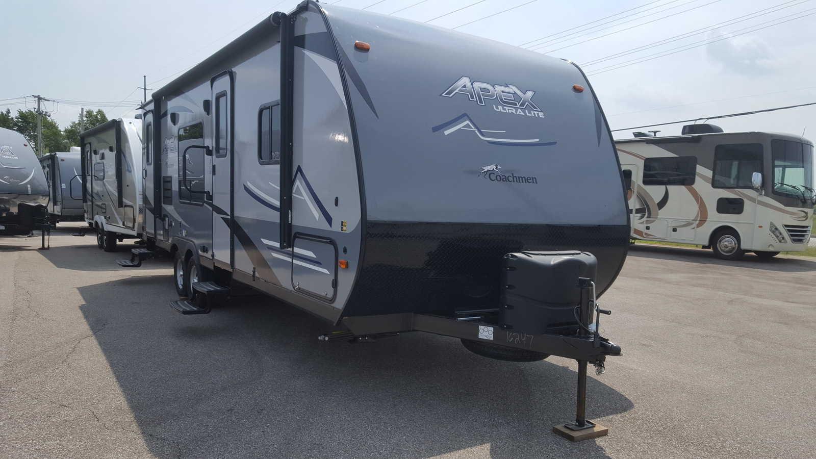 NEW 2019 Coachmen APEX 249RBS - American RV