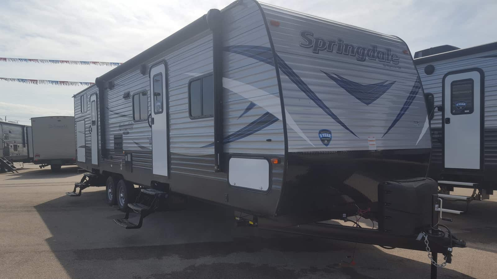 NEW 2019 Keystone SUMMERLAND 3030BH - American RV