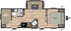 NEW 2019 Keystone SUMMERLAND 2720BH - American RV