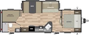 NEW 2019 Keystone SUMMERLAND 2820BH - American RV