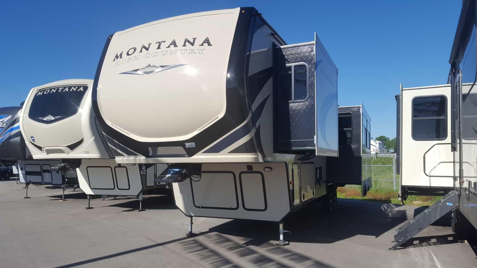 NEW 2019 Keystone MONTANA HIGH COUNTRY 305RL - American RV