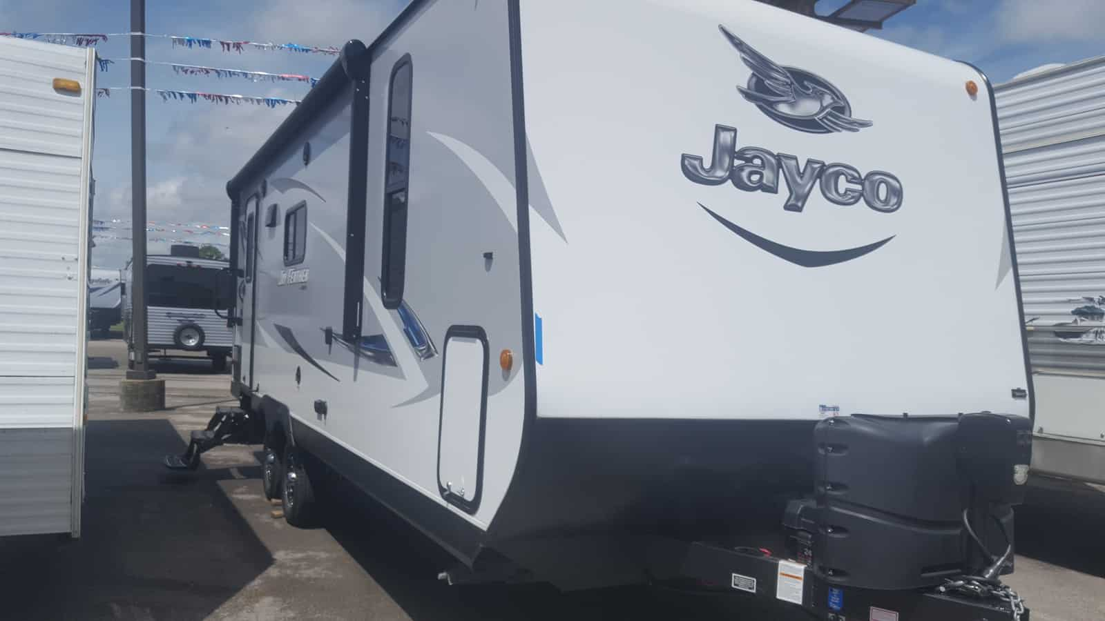 USED 2017 Jayco JAY FEATHER 23RMB - American RV