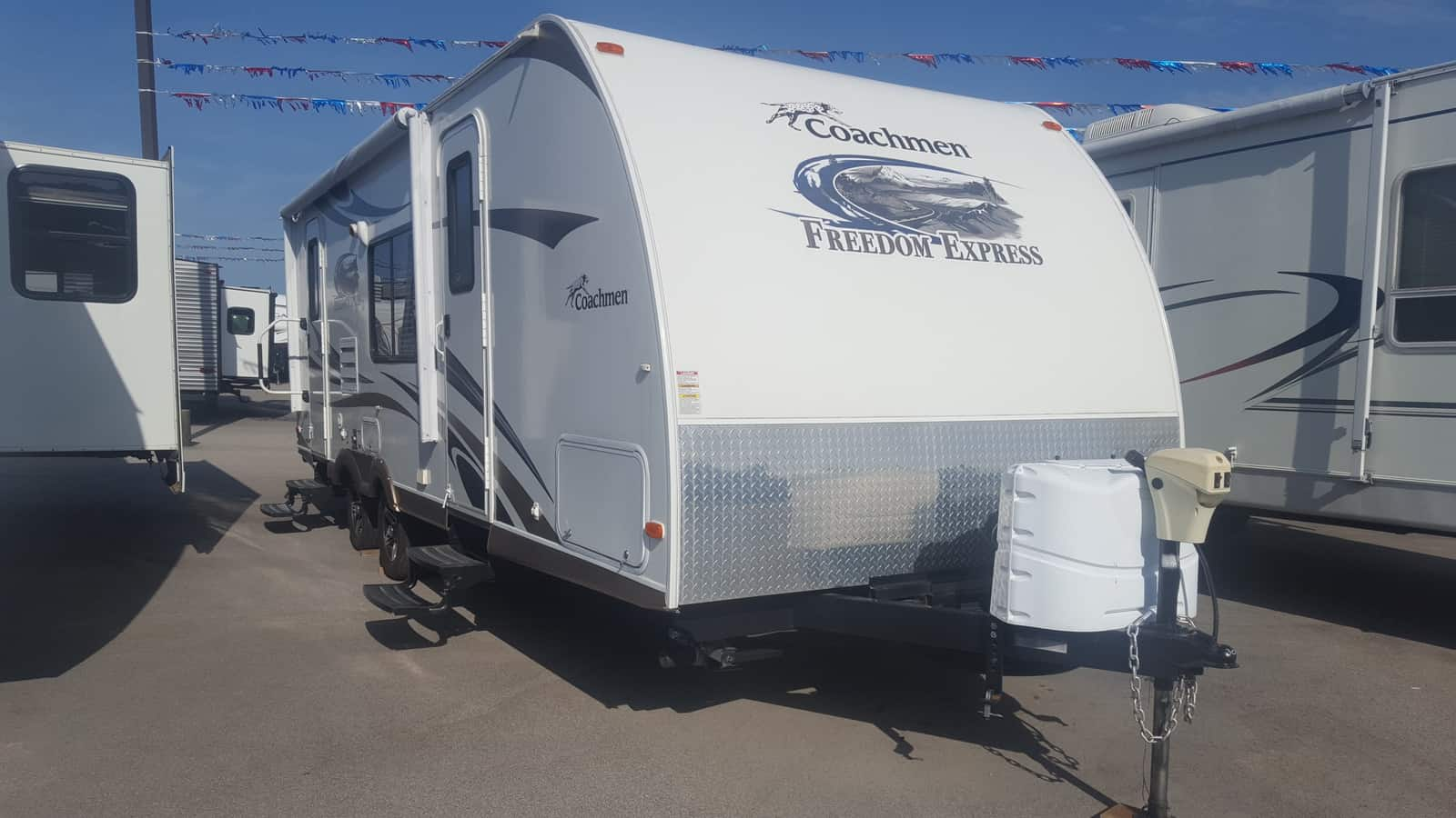 USED 2013 Coachmen FREEDOM EXPRESS 242RBS - American RV
