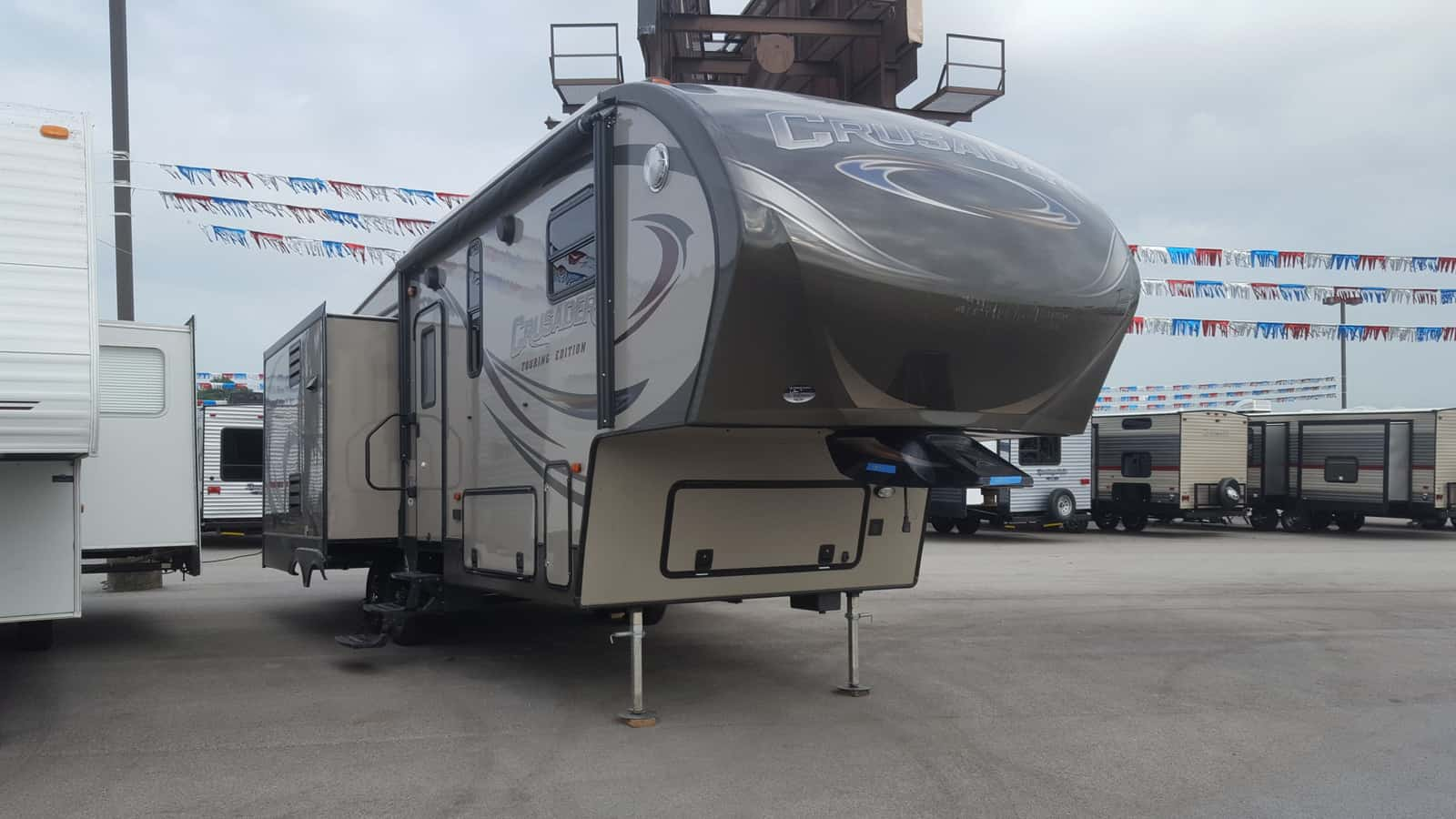 USED 2014 Prime Time CRUSADER 295RST - American RV