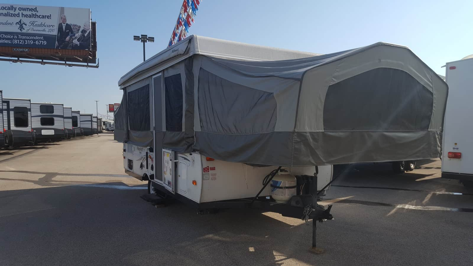 USED 2015 Forest River FLAGSTAFF 246D-MAC - American RV