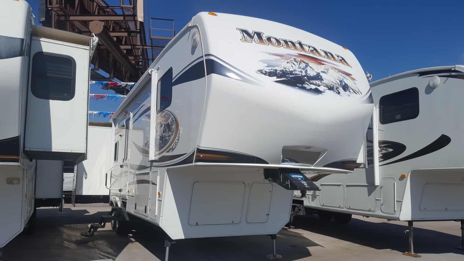 USED 2012 Keystone MONTANA 3150RL - American RV