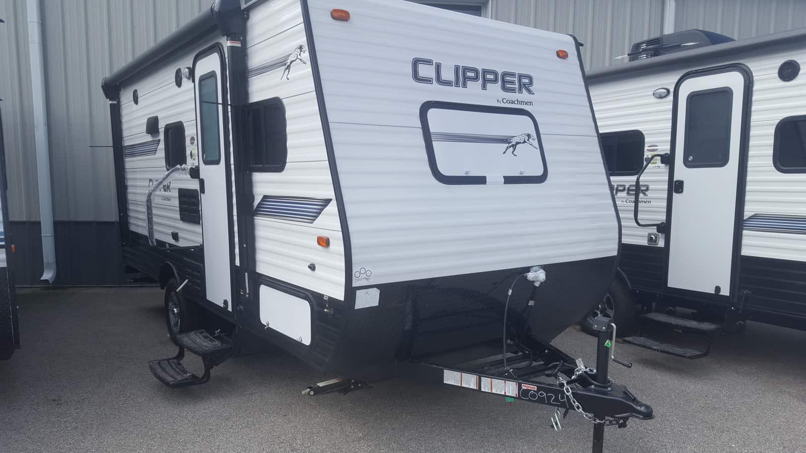 NEW 2019 Coachmen CLIPPER 17BH - American RV