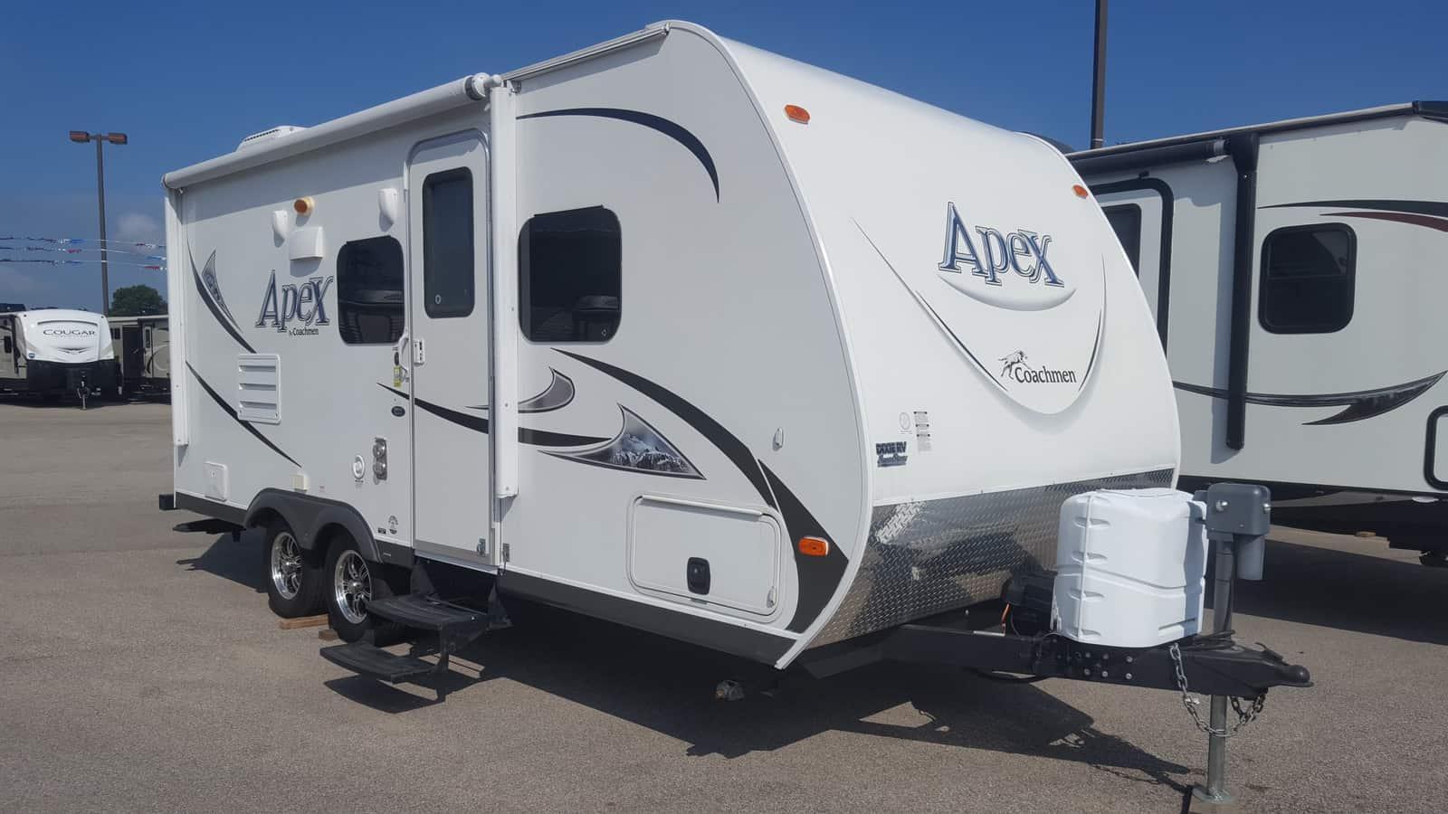 USED 2014 Coachmen APEX 22QBS - American RV