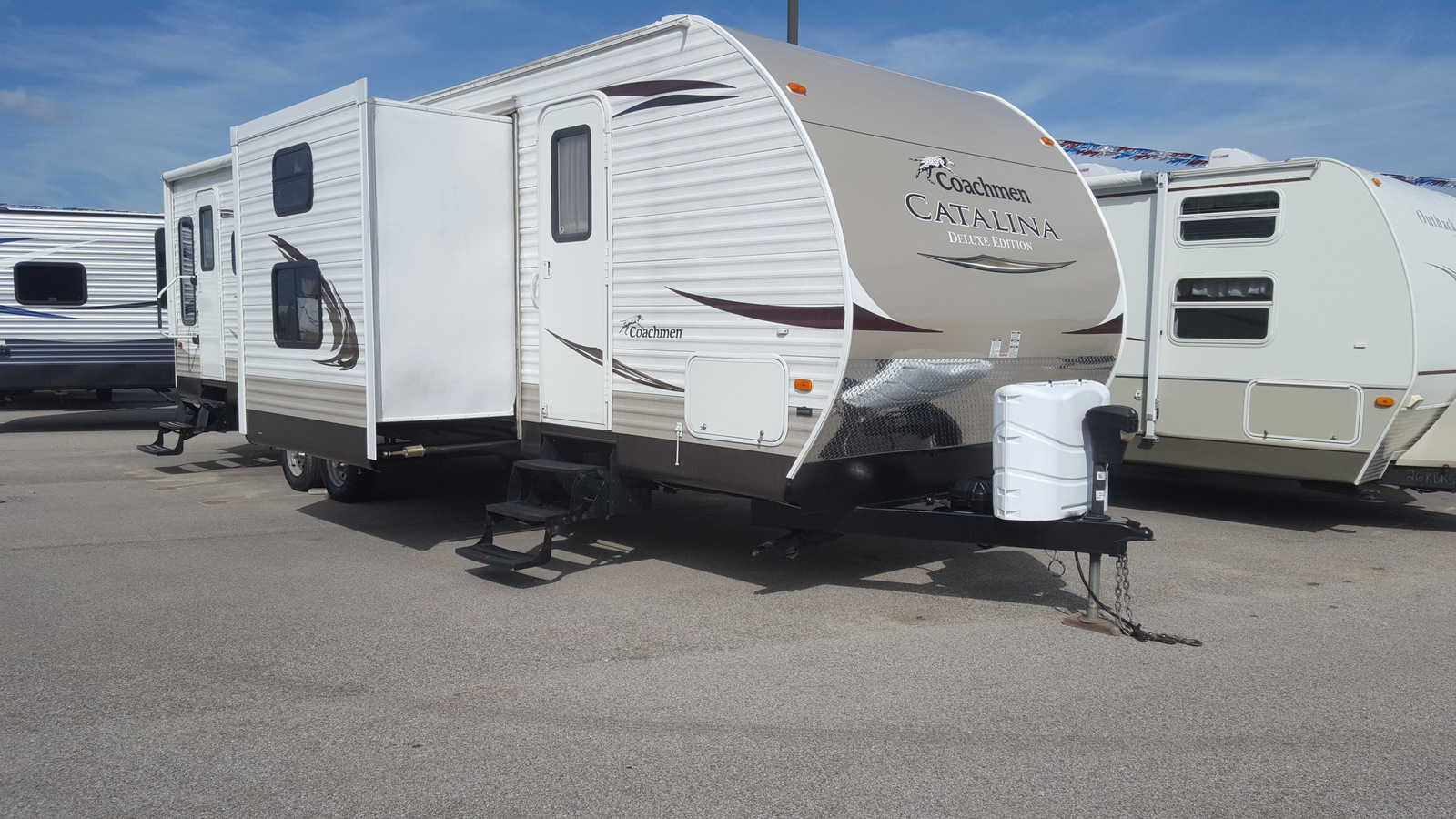 USED 2013 Forest River CATALINA 31RLS - American RV
