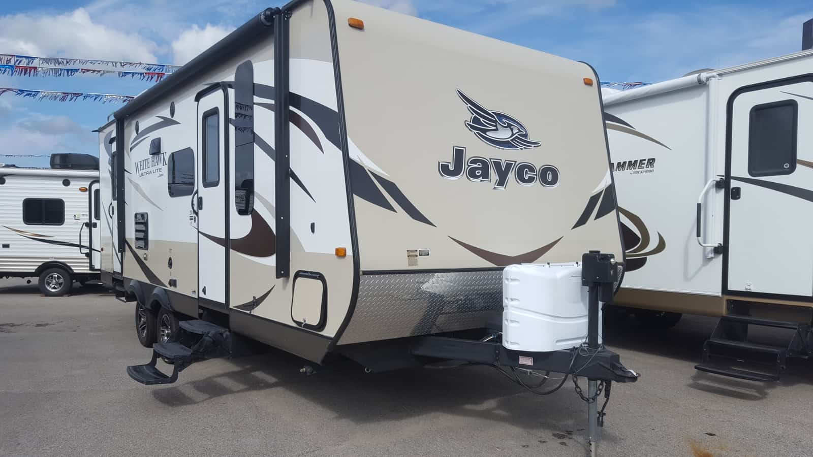 USED 2015 Jayco WHITE HAWK 23MBH - American RV