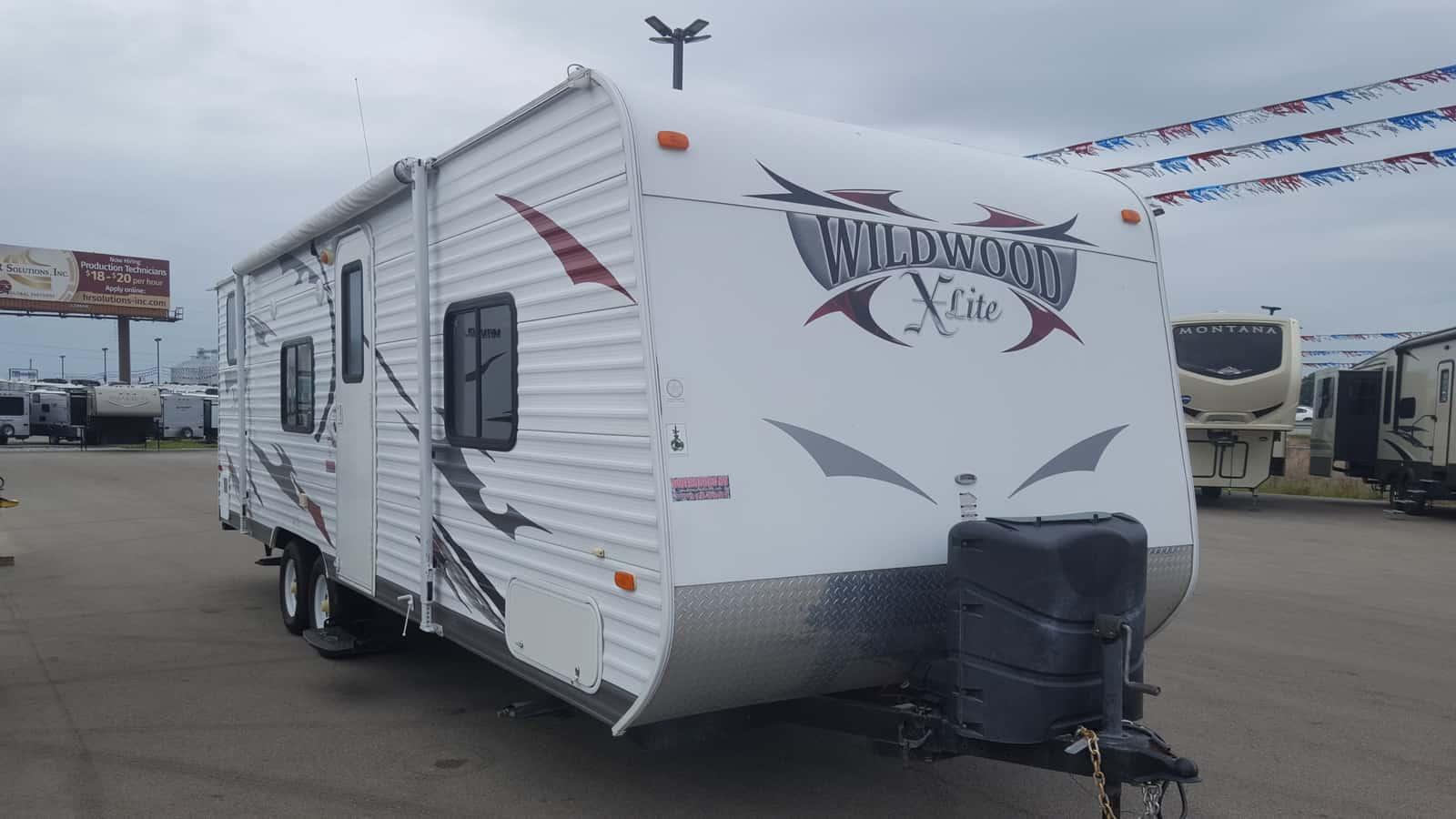 USED 2013 Forest River WILDWOOD X-LITE 261BHXL - American RV