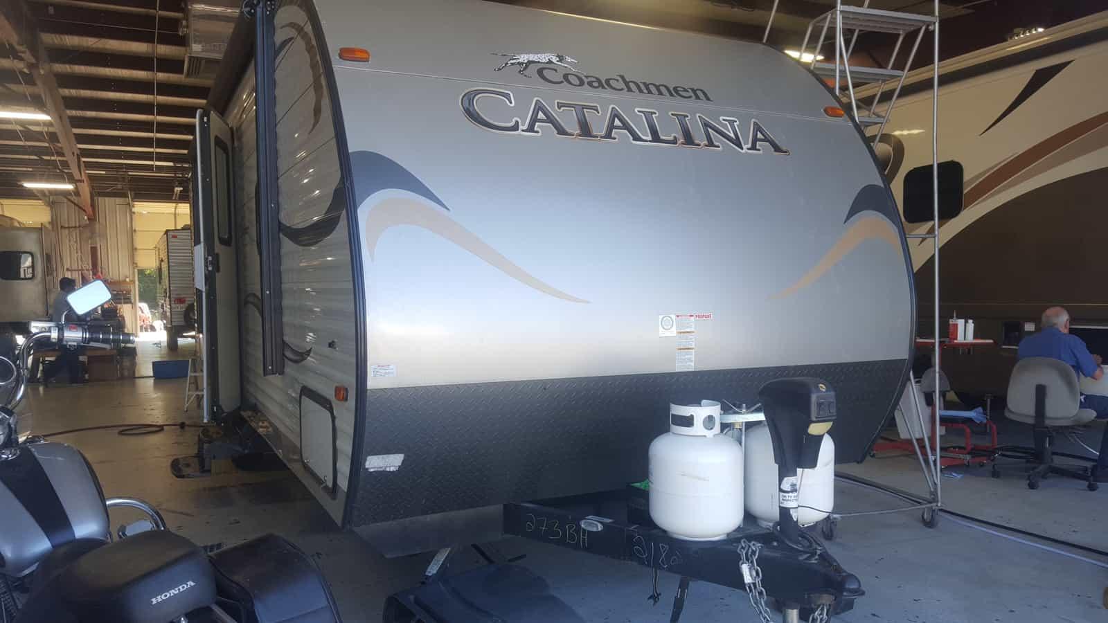 USED 2016 Coachmen CATALINA 273BH - American RV