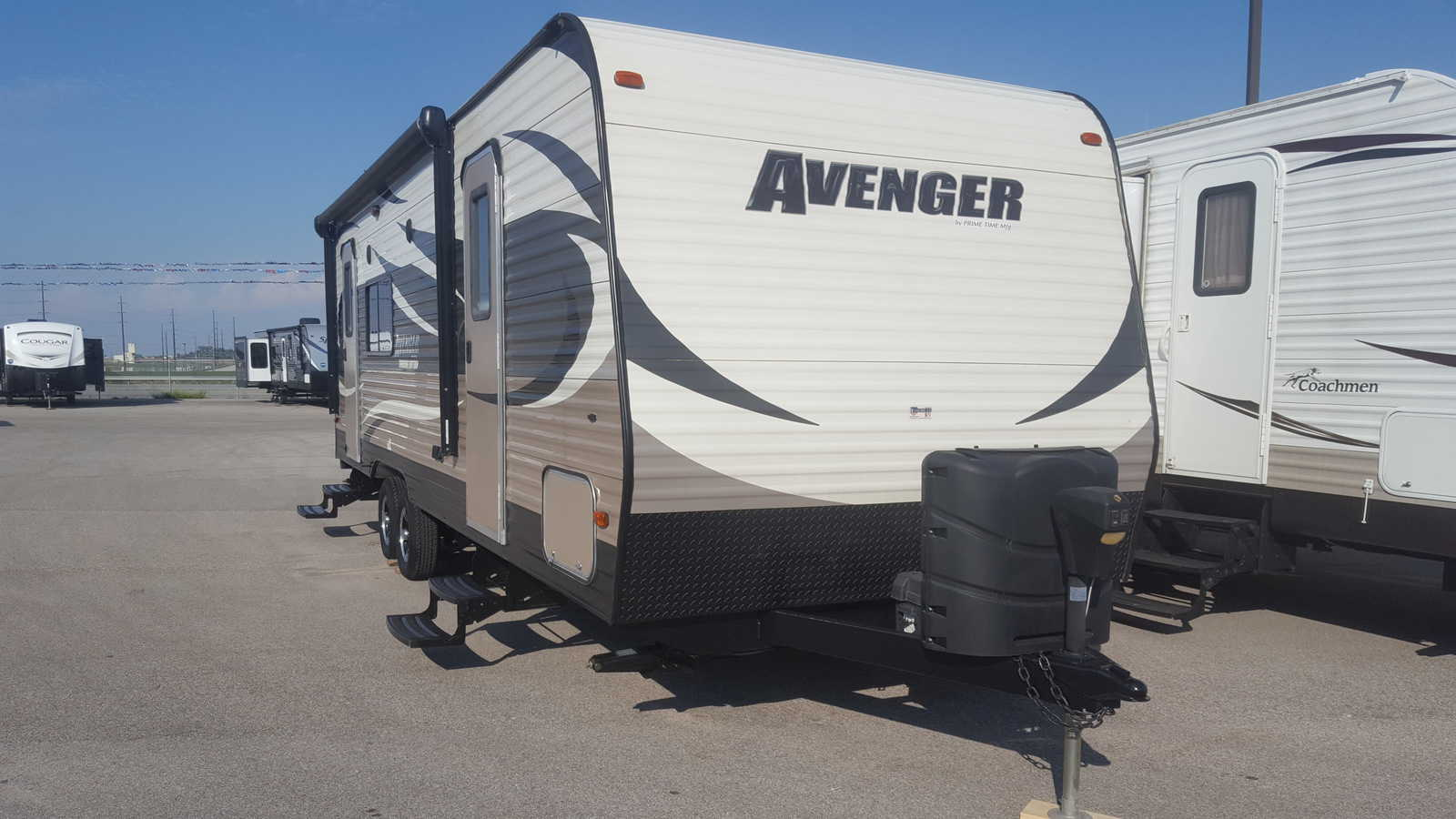 USED 2015 Prime Time AVENGER 25RL - American RV