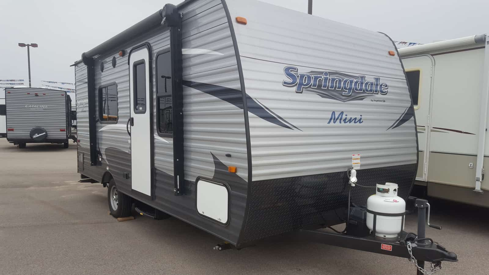 USED 2018 Keystone SUMMERLAND MINI 1700FQ - American RV