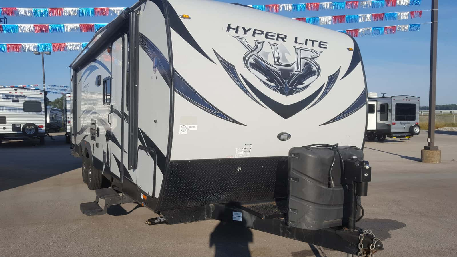 USED 2015 Forest River XLR HYPERLITE 27HFS - American RV