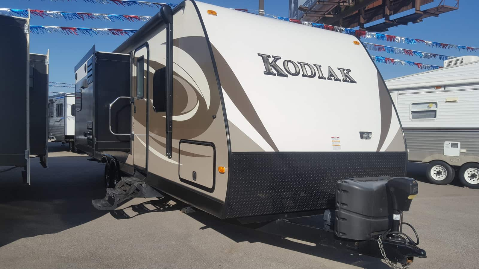 USED 2015 Dutchmen KODIAK 279RBSL - American RV