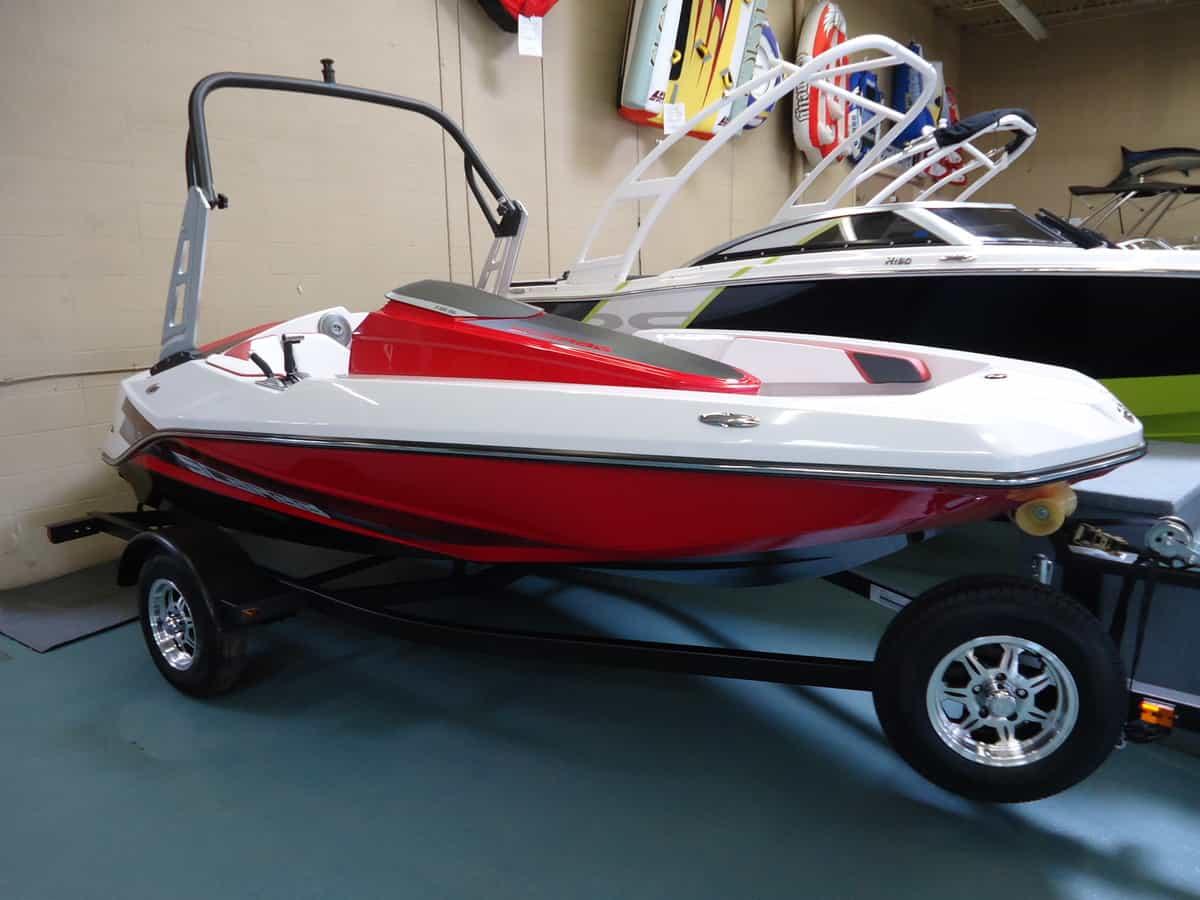 Scarab Boats Kelowna Boat Sales Atlantis Marine Ski Tow Harness New 2018 165 Identity