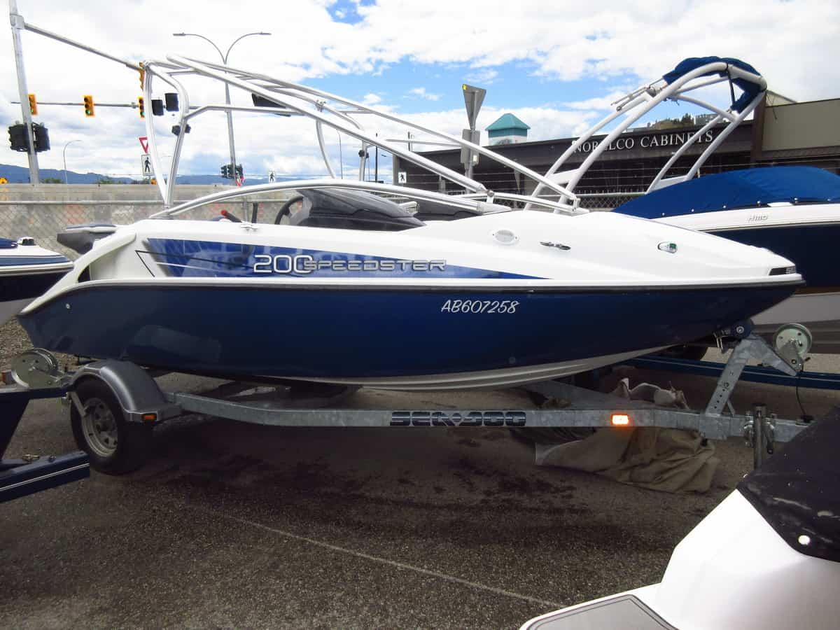 Used Boats For Sale Kelowna Boat Sales Atlantis Marine Tow Harness Airhead 2007 Sea Doo Speedster