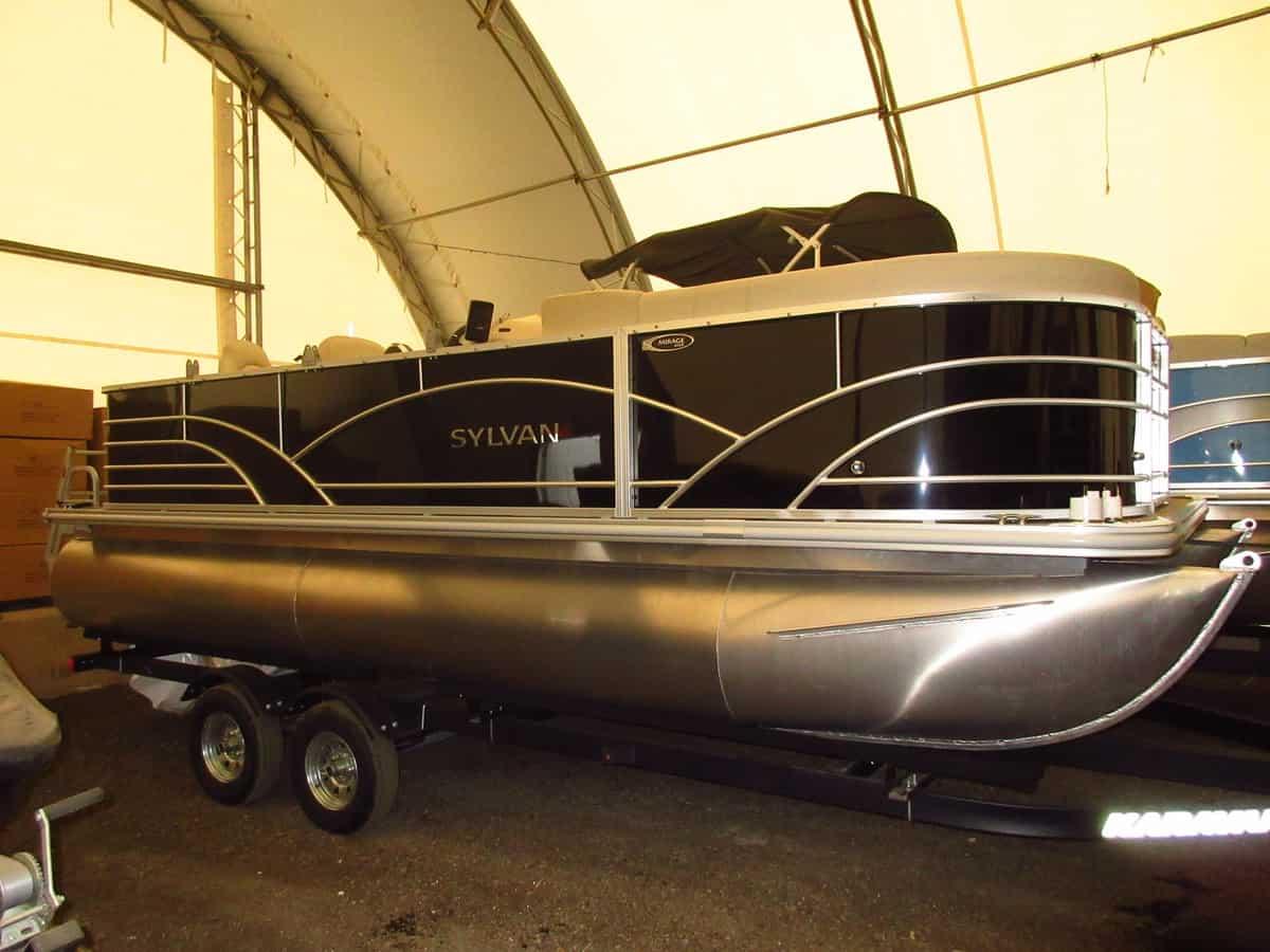 NEW 2019 Sylvan Mirage 8520 Party Fish - Atlantis Marine