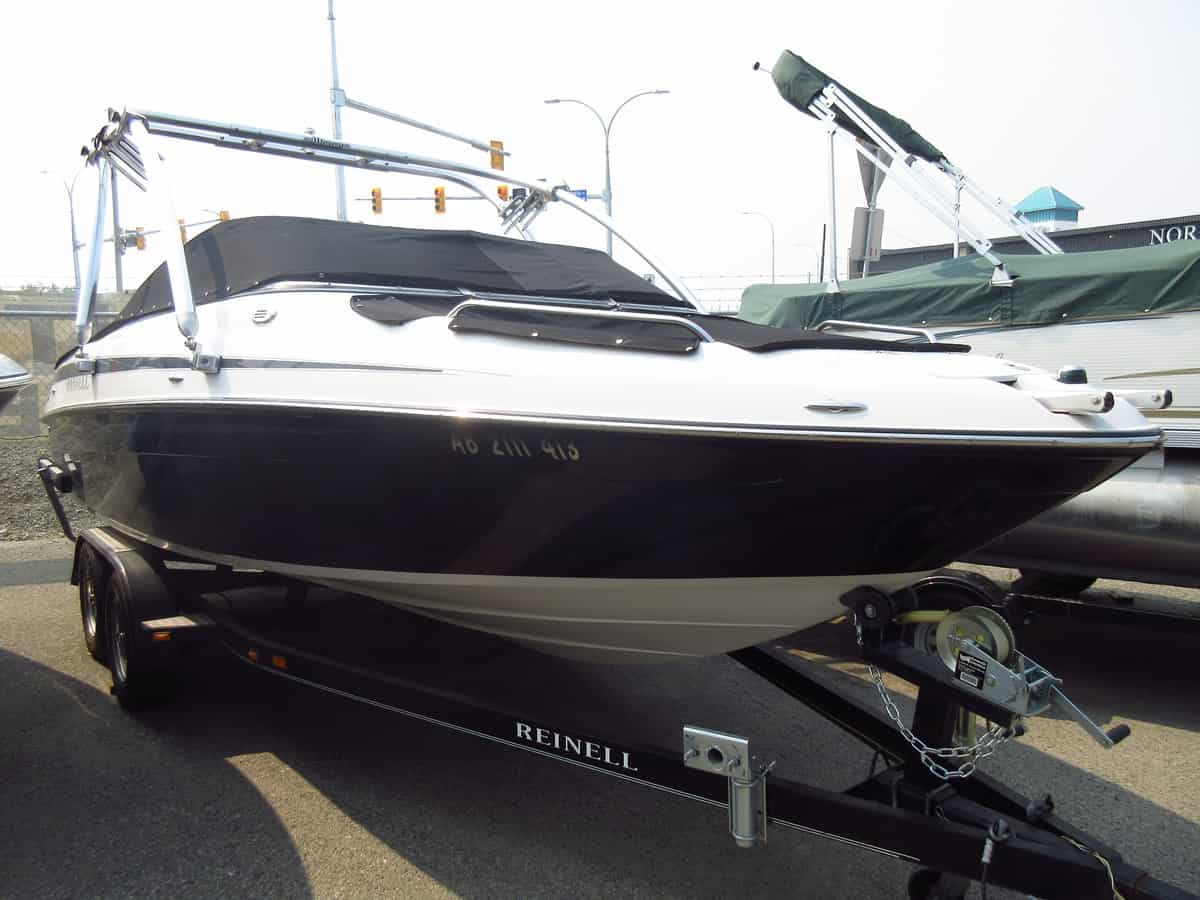 Used Boats For Sale Kelowna Boat Sales Atlantis Marine Tow Harness Airhead 2006 Reinell 220