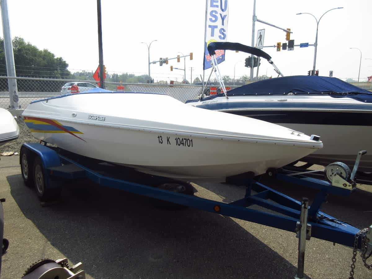 USED 1993 Wellcraft Scarab - Atlantis Marine