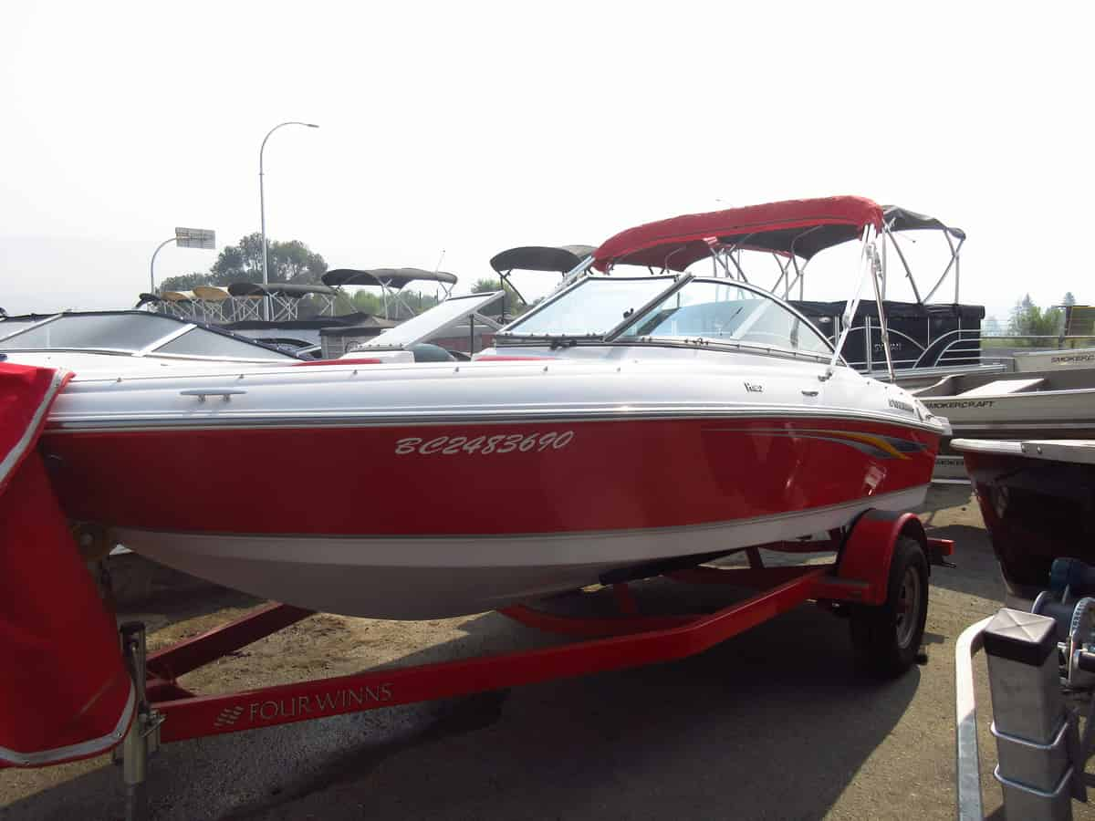 USED 2010 Four Winns H180 - Atlantis Marine