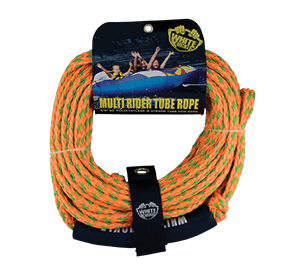NEW 2018 White Knuckle Multi rider tube rope - Atlantis Marine