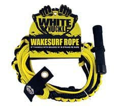 NEW 2018 White Knuckle Wakesurf rope - Atlantis Marine
